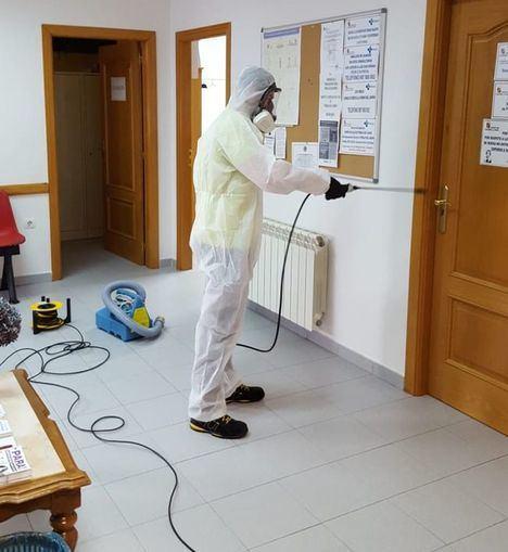 AUPA: hay una psicosis de desinfección peligrosa por falta de protocolos del Gobierno