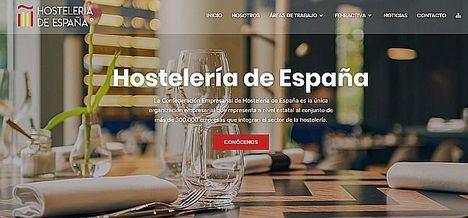 Desde HOSTELERÍA DE ESPAÑA reclamamos al Gobierno claridad y transparencia para planificar la reapertura del sector