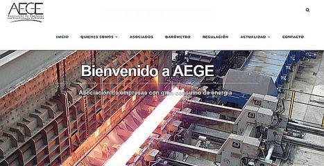 AEGE reitera el papel clave de la industria básica en la reactivación de la economía y el empleo