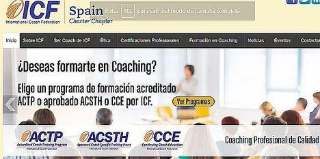 Presentadas las nuevas insignias digitales para identificar a los coaches profesionales certificados por la ICF