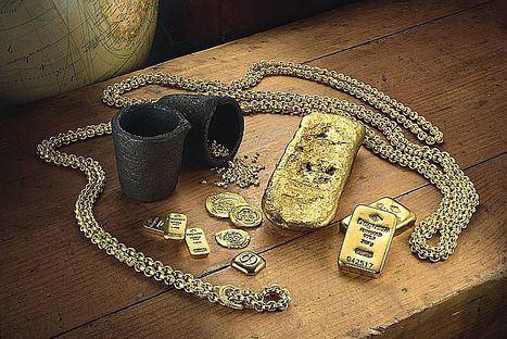 El oro en tiempos de crisis económica y revolución social