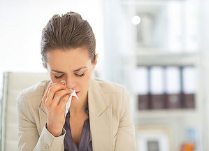 6 de cada 10 alérgicos reconocen que esta afección les impide trabajar normalmente
