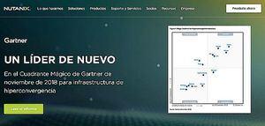 Nutanix España experimenta un crecimiento del 148% en TCV (Valor Total de Contratos) en 2020