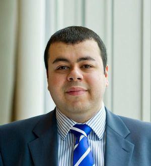 Azad Zangana, economista y estratega senior de Schroders.