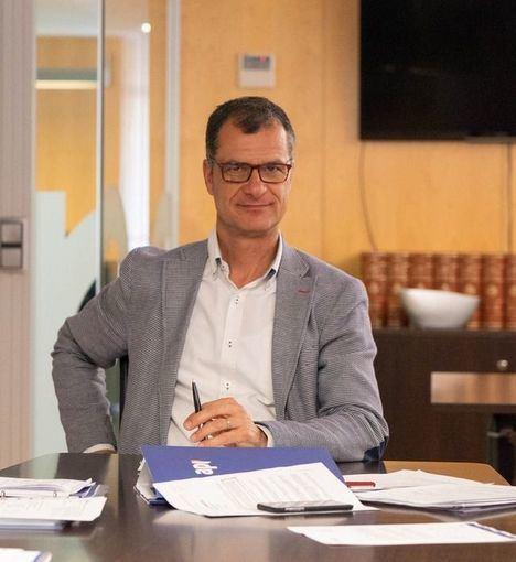 Joan Company, presidente del Consejo de Colegios de Agentes de la Propiedad Inmobiliaria de Cataluña.