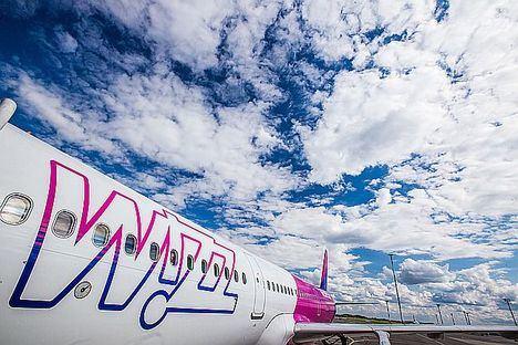 Wizz Air anuncia dos nuevas rutas desde España a Doncaster (Reino Unido)