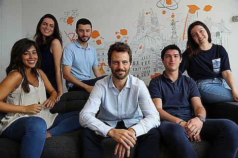 Equipo Crowdcube España.