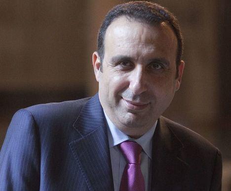 Anwar Zibaoui, Coordinador General en ASCAME.