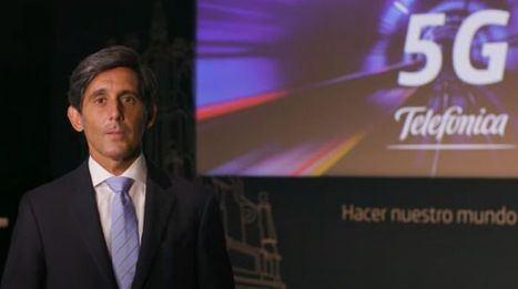 José María Álvarez-Pallete recibe el premio 'Financiero del Año 2020'