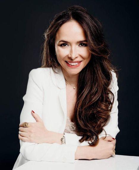 Carolina Valencia, CEO y Directora Comercial de Cement Design.