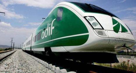 Adif y Adif AV invertirán 4.858 M€ en 2021 en la red ferroviaria