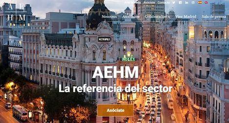Los hoteleros madrileños se suman a la reivindicación de CEHAT para la bajada de potencia eléctrica y caudal de gas ante el nuevo cierre de hoteles