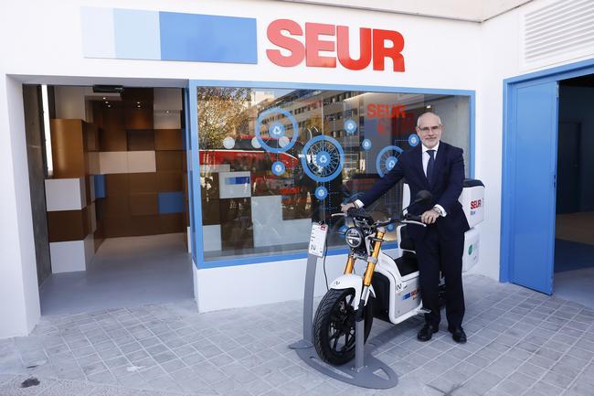 Seur celebra su 75 aniversario como l der del sector en el - Alberto navarro ...