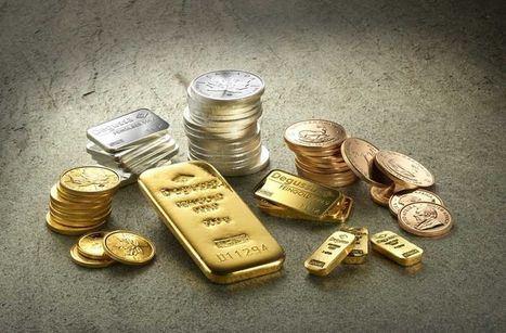 Mantengamos la calma y el oro y la plata físicos