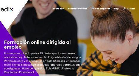 De la mano de UNIR llega a Ecuador Edix, el primer instituto de expertos digitales del país