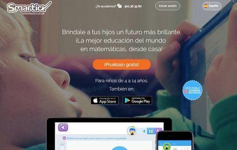 Smartick uno de los métodos de enseñanza online más utilizados en España y Latinoamérica