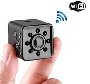 Micro cámara espía WiFi 1080p 512Gb con Visión Nocturna.