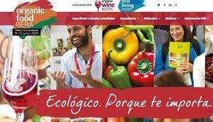 Se aplaza Organic Food Iberia & Eco Living Iberia a septiembre de 2021
