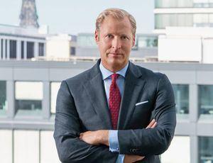 Sven Odia, CEO Engel & Völkers AG.