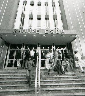 "La Universidad Sorbonne Nouvelle y ESCP Business School se unen a través de un acuerdo sin precedentes: la ""Sorbonne Alliance"""