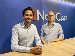 Marc Antoni Macià y Federico Travella, NoviCap.