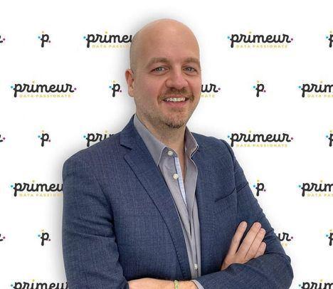 Stefano Musso, CEO Primeur.