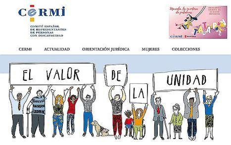 El movimiento CERMI aboga por reforzar la participación social y civil en los fondos europeos para que estén al servicio de la inclusión social