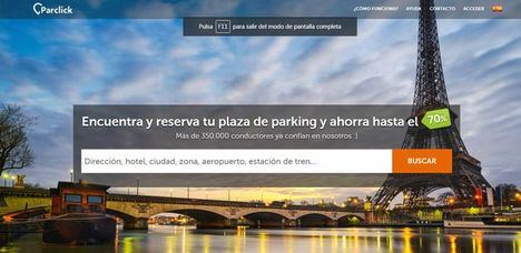 Aparcar con el móvil, una tendencia en alza en Madrid y Barcelona, según Parclick