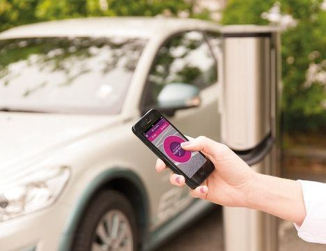 BMW Group y Daimler Mobility planean vender PARK NOW Group a Easypark Group