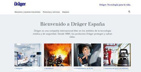 Dräger en Iberia consigue unos resultados sin precedentes en el año fiscal 2020