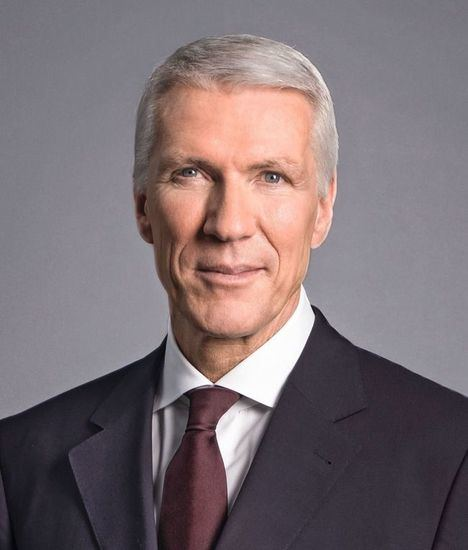 Ralf Wintergerst, presidente del Comité Ejecutivo y CEO del grupo Giesecke+Devrient.
