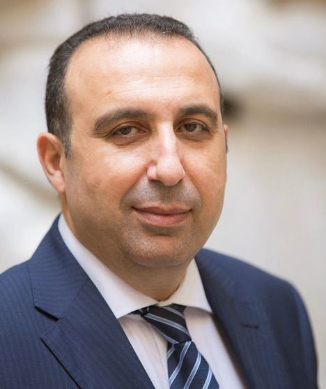 Anwar Zibaoui,  ASCAME.