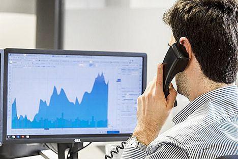Ebury sitúa sus previsiones del mercado de divisas entre las más certeras en el primer trimestre de 2021