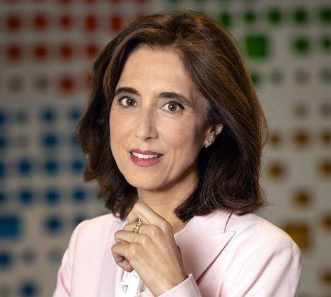 Pilar López, Microsoft Western Europe.
