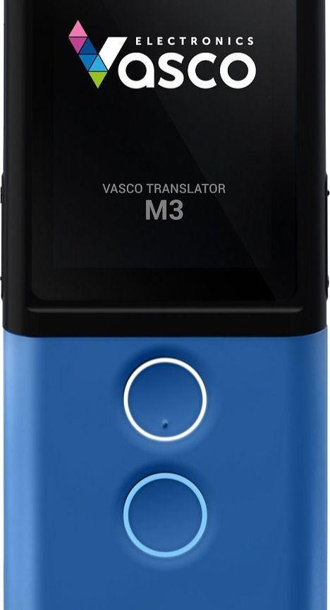 El Traductor Vasco M3, premiado con el Oscar del diseño, te ayuda a entenderte en más de 70 idiomas en menos de medio segundo