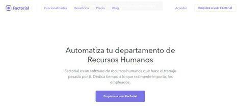 La startup Factorial abre oficina en México y cuatriplica su plantilla que ya supera los 200 empleados