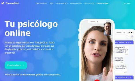 La española TherapyChat levanta 5 millones de euros en su última ronda de financiación