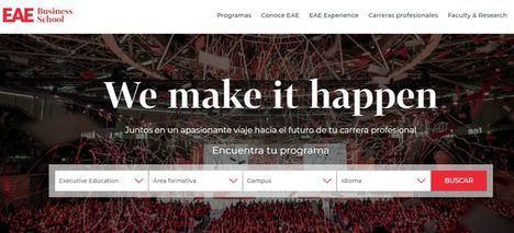 Una startup de la aceleradora de EAE gana la Copa Mundial de Emprendimiento en España