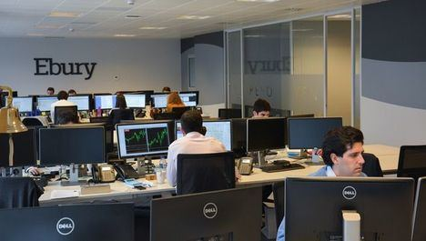 Ebury es elegida como una de las 15 mejores fintech europeas para trabajar