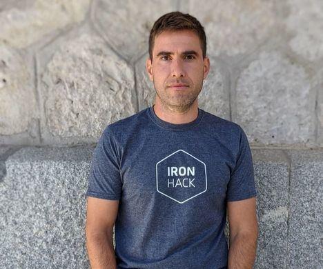 Valentín Cortés, nuevo Campus Manager de Ironhack Madrid