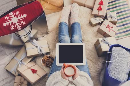 9 de cada 10 familias españolas comprará online sus regalos navideños