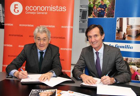 Ballesol y el Consejo General de Economistas firman un acuerdo de colaboración