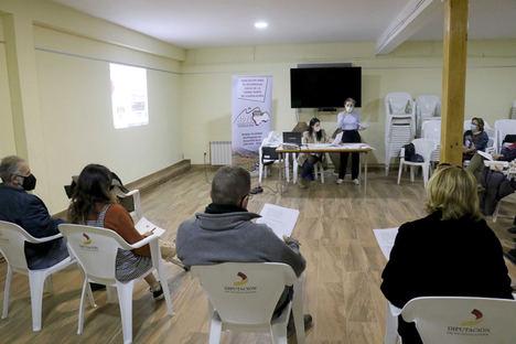ADEL Sierra Norte ha presentado su proyecto 'Marca de Identidad Comarcal'