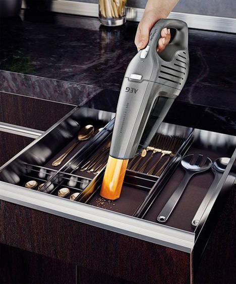AEG lanza una nueva promoción del aspirador de mano HX6 I CONVENIENCE
