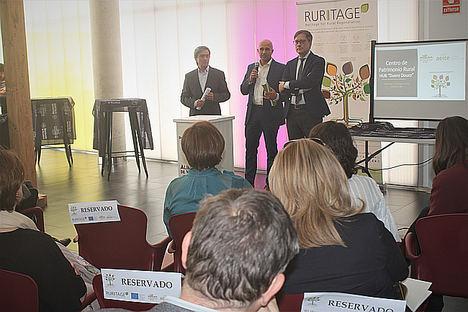La iniciativa 'Duero Douro' de AEICE se incorpora al proyecto 'Ruritage' como modelo europeo de regeneración rural a través del patrimonio