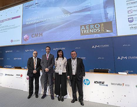 AEROTRENDS, el Congreso de Tendencias en Aeronáutica y Espacio, vuelve con la mirada puesta en el futuro