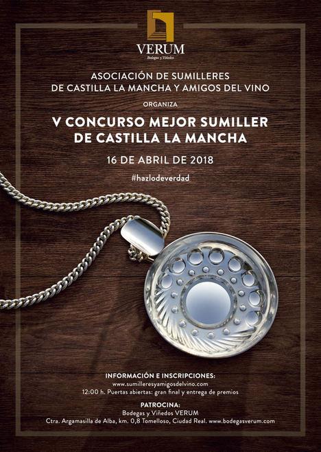 """Bodegas Verum vuelve a ser sede del concurso """"Mejor Sumiller"""" de Castilla la Mancha"""