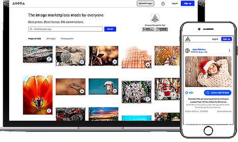 Las mejores imágenes del mundo en los concursos de fotografía de la app AGORA images