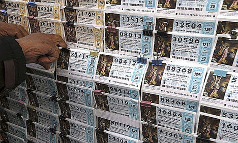 """A Hacienda le """"toca todos los días"""" más de medio millón de euros por la Lotería de Navidad"""