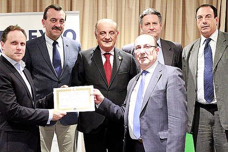 Daniel Lacalle, nombrado Socio de Honor de AIF